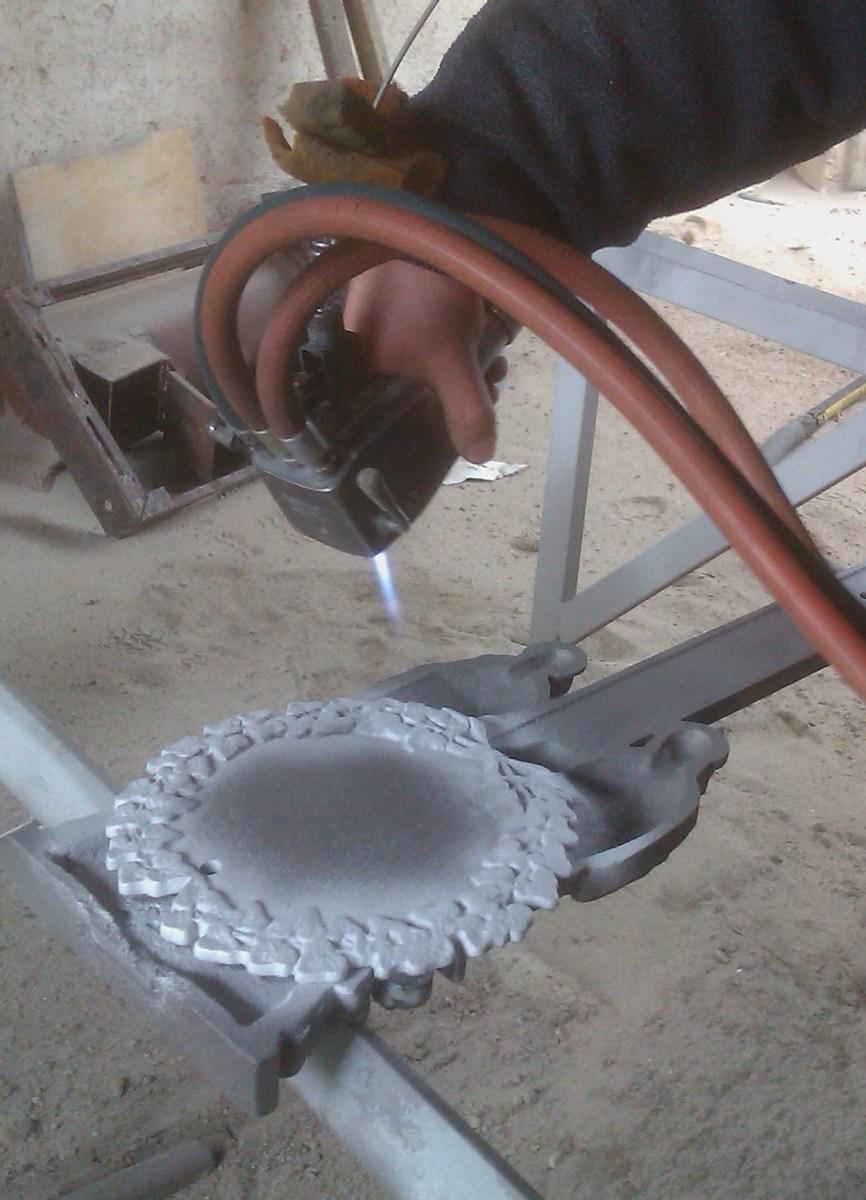 Zinkování, šopování, metalizace