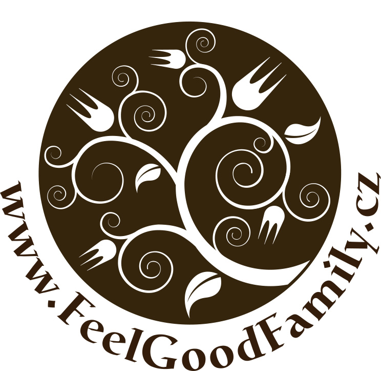 Logo fy. FeelGoodFamily I.