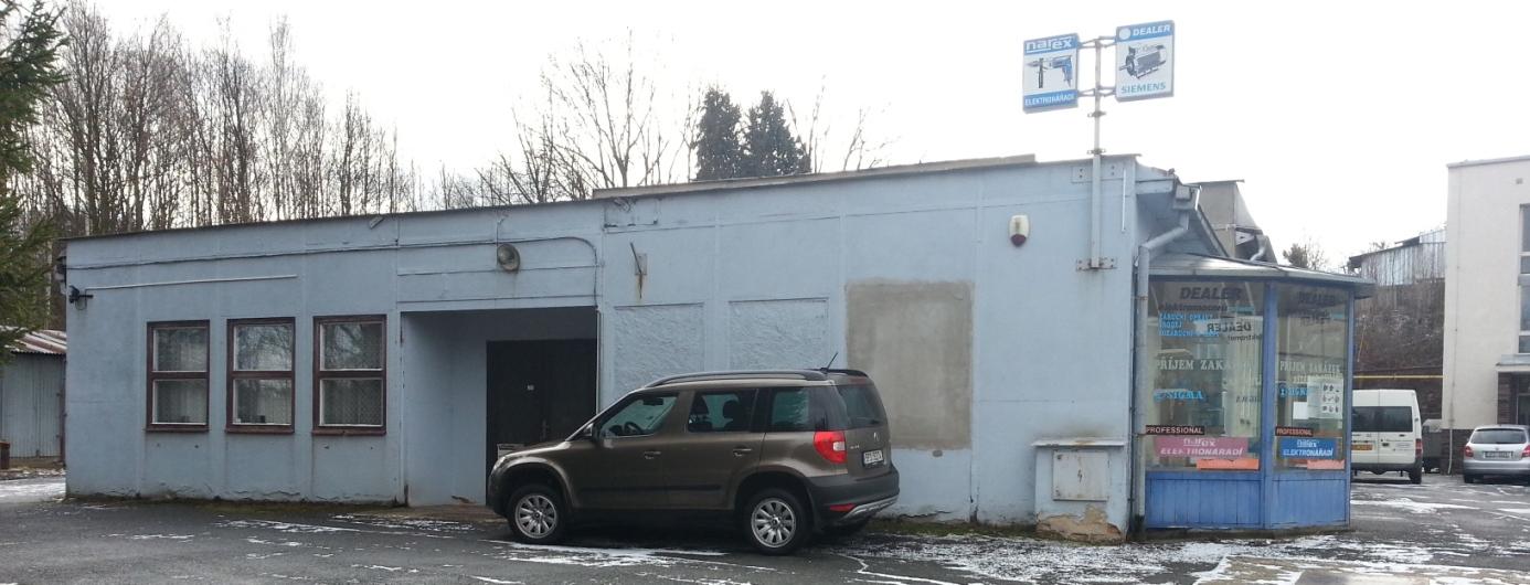 Budova firmy HCaM 2