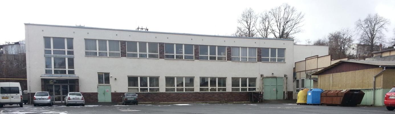 Budova firmy HCaM 3