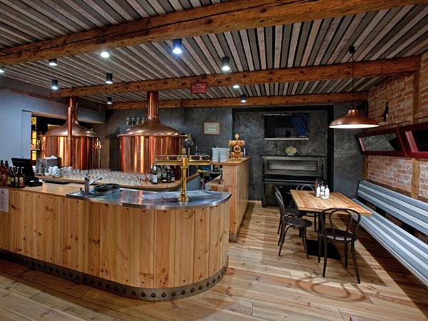 pivovarská restaurace Pivovar u Švelchů