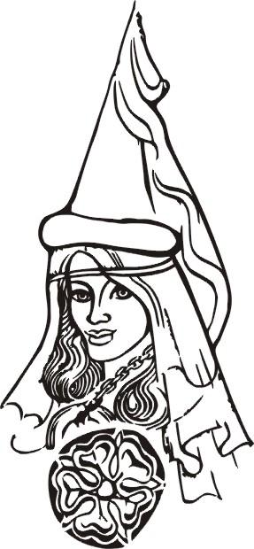 Jindřichův Hradec - Bílá paní