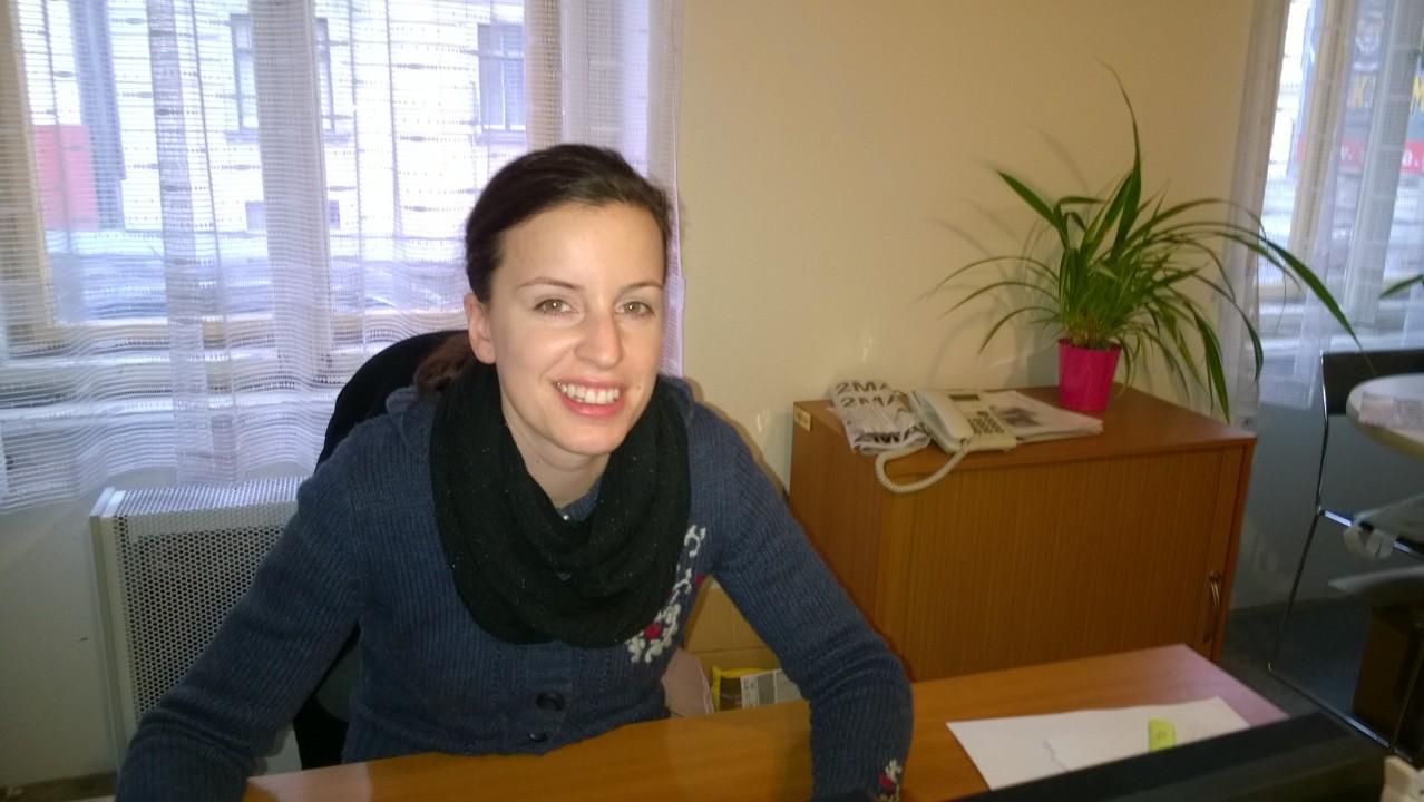 fotka paní Tuškové