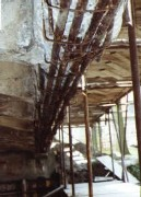 Silniční most v Klatovech před sanací