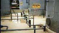 Opravená havarijní jímka na ropné produkty