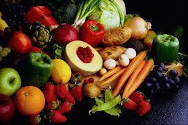 Foto hromady ovoce