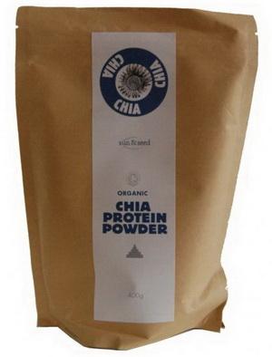 Raw proteinový prášek z Chia semínek