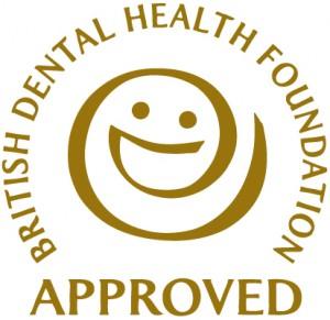 Logo britské asociace zubních lékařů