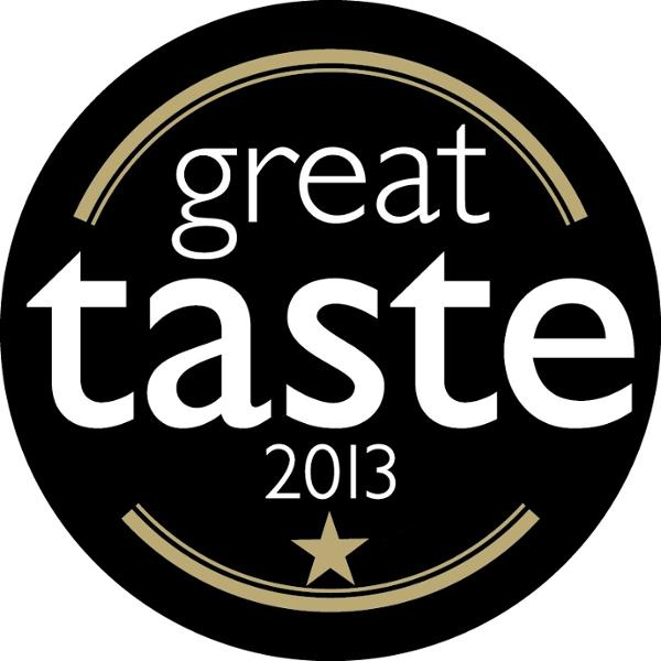 Logo ocenění great taste 2013