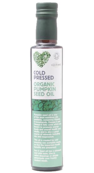 Olej z dýňových semínek