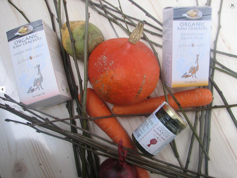 Foto produktů Golden Apple se zeleninou