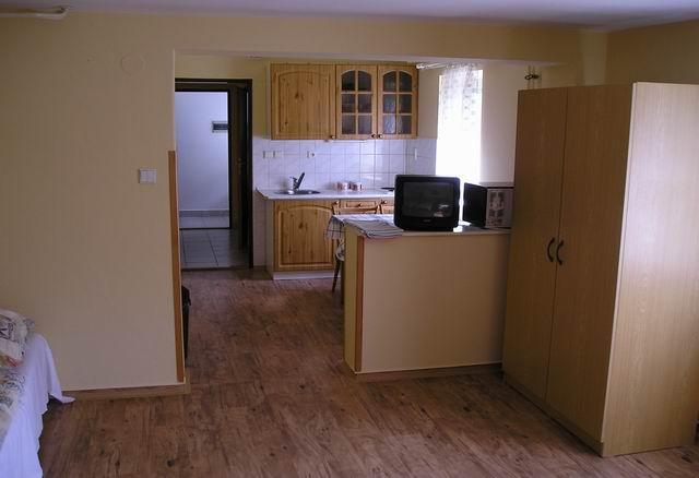 Apartmán se samostatným vchodem