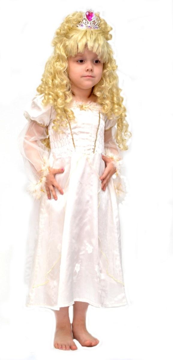 princezna s vlečkou