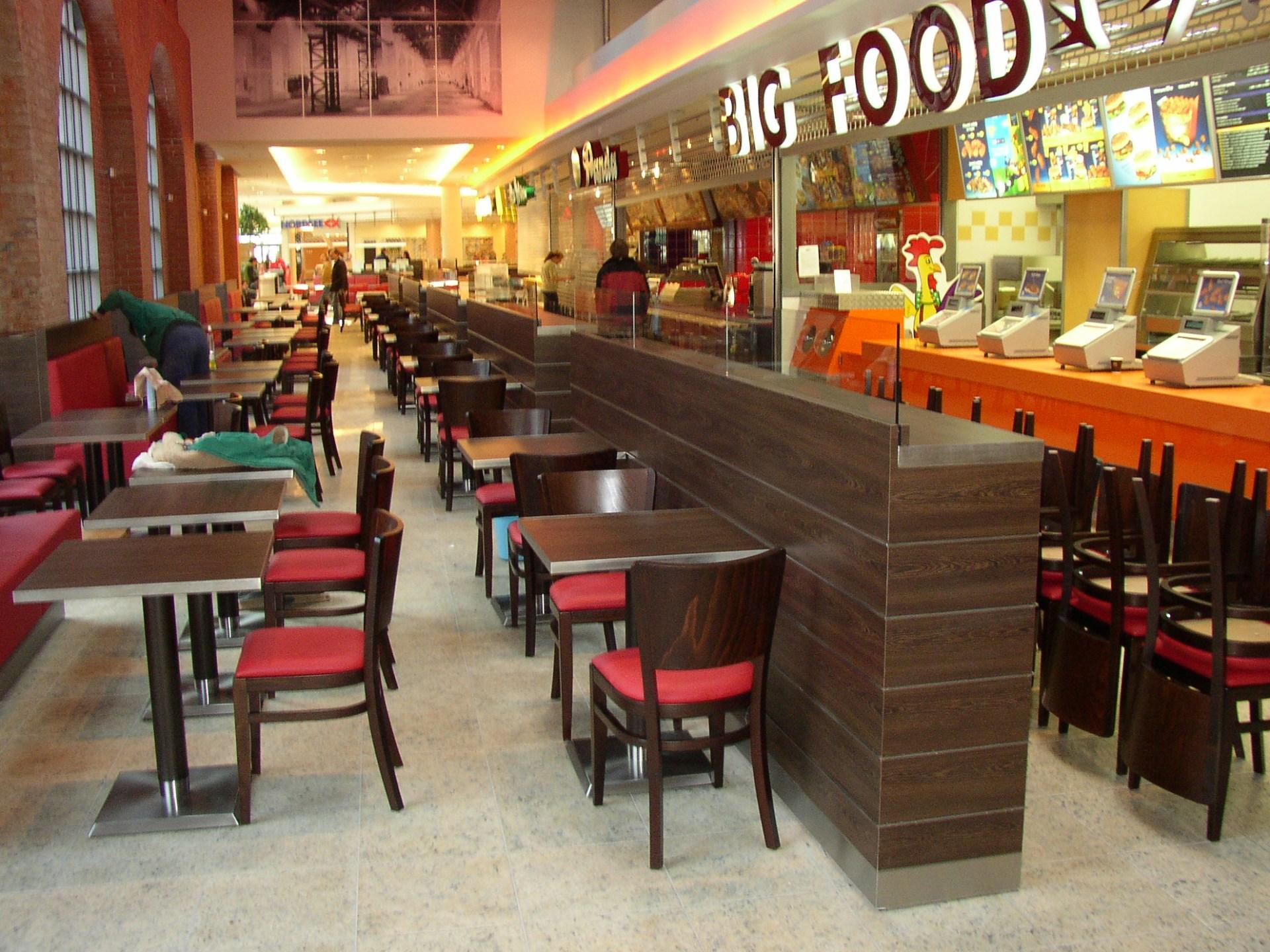 Gastronomické interiéry