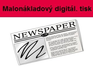 Malonákladnový digitální tisk