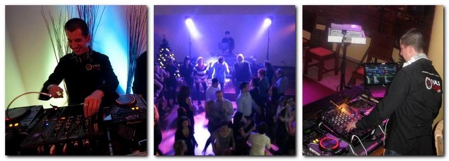 DJ Fica / DJ na firemní večírek