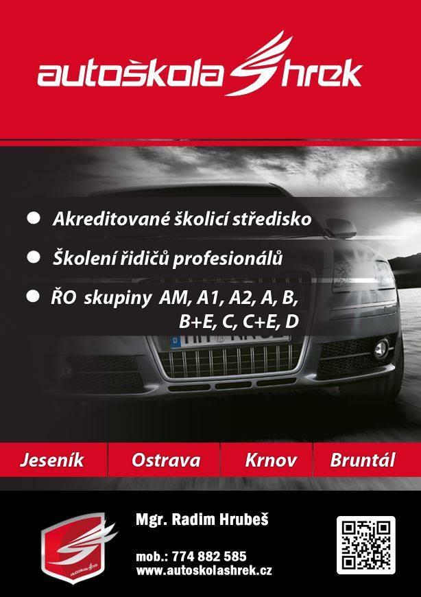 Autoškola SHREK Krnov