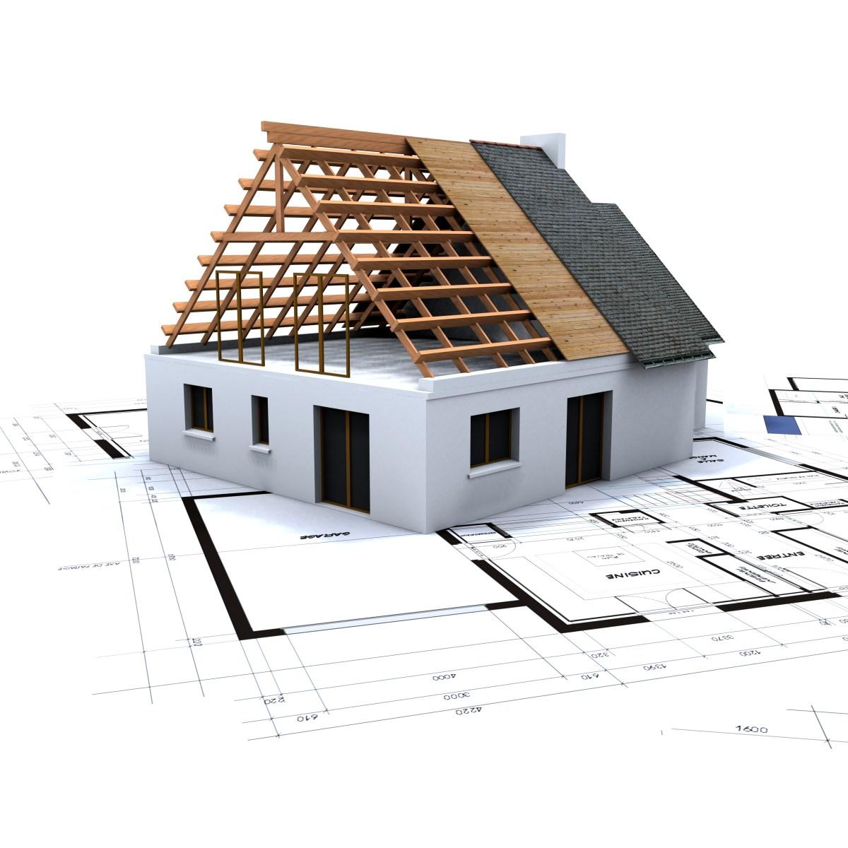 Stavby Bareš s.r.o. - stavební projekt