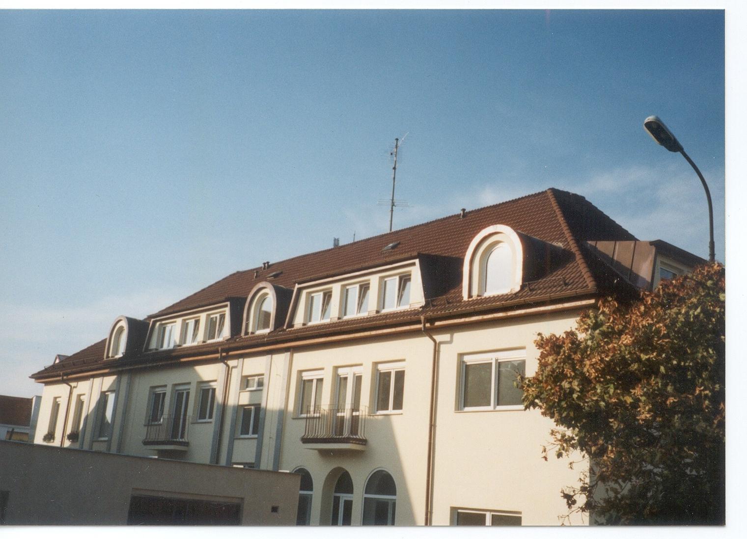 bytový dům - Bor