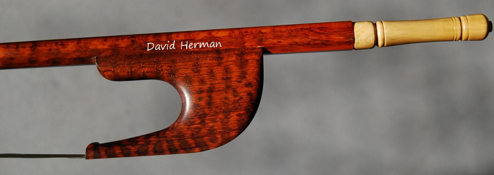 David Herman Bow