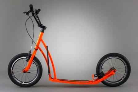 Mibo Crazy oranžová