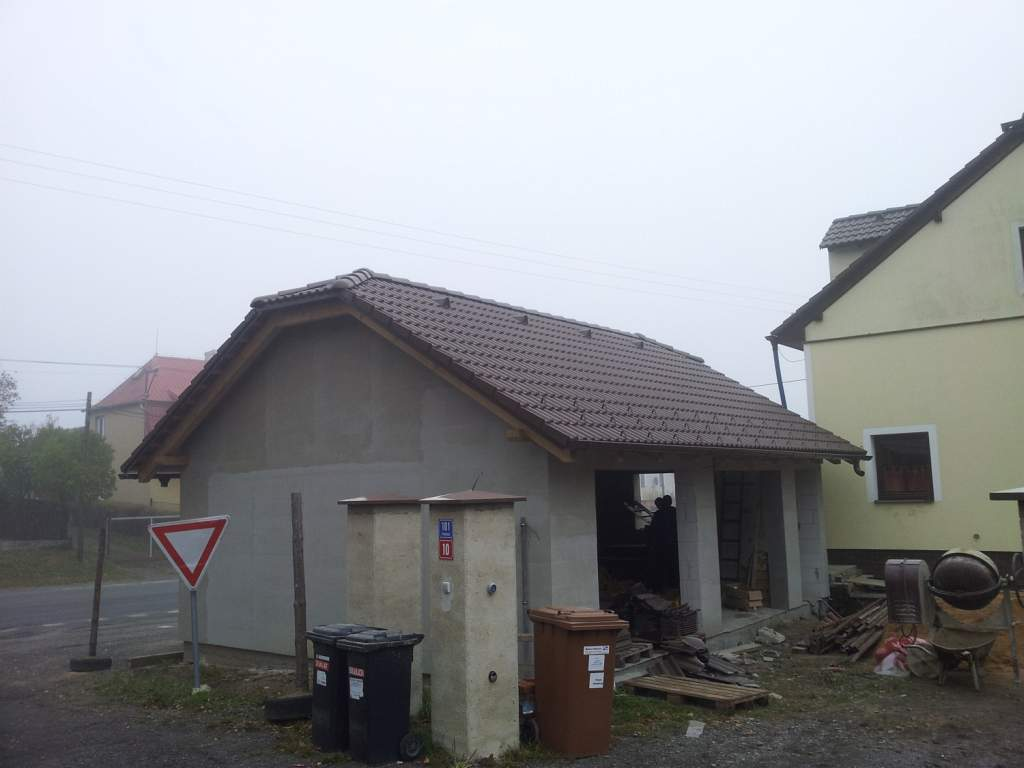 Garáž Cheb, Podhrad