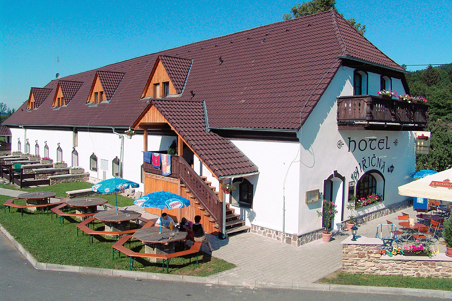 hotel Jiřičná