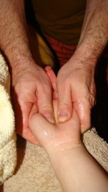 Regeneration massage