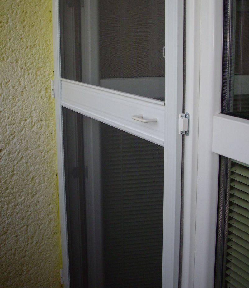 Dveřní sítě proti hmyzu