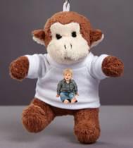 Dětská klíčenka –opice