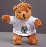 Dětská klíčenka – medvěd