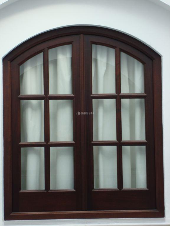 Modelos de ventanas for Ventanas en madera
