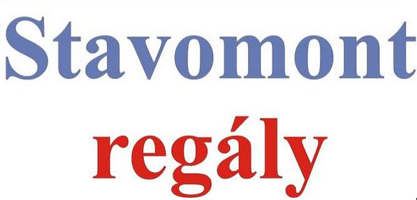 Stavomont regály Plzeň, Plecitý, logo