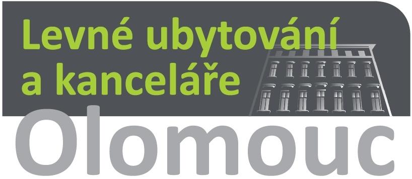 Levné ubytování a kanceláře - logo.