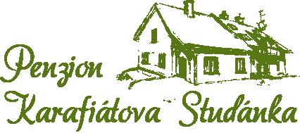 Penzion Karafiátova Studánka - logo