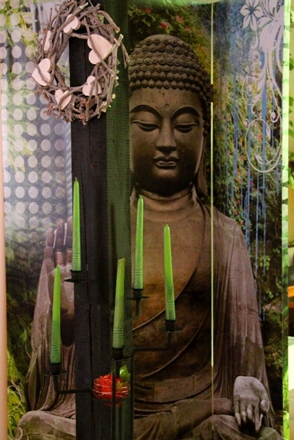 Institut Romany Margetové - Buddha