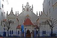 Maiselova synagoga - Maiselova, Praha 1