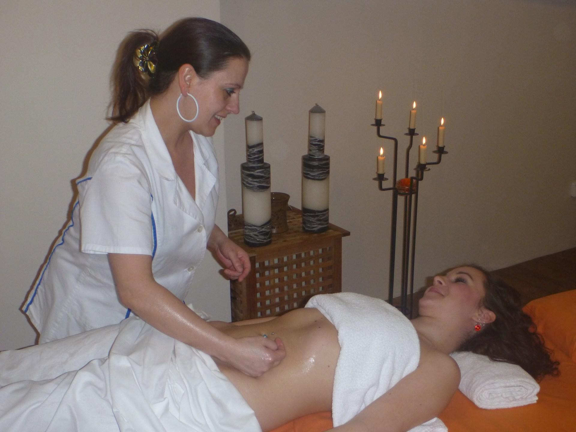 Anticelulitidní zeštíhlující masáž