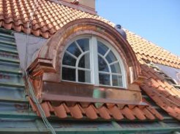 Renovace a opravy střech