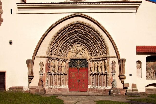 Klášter Porta coeli