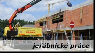 Vosika - jerabnicke prace