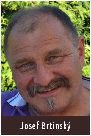 Jednatel spolecnosti ZETR s.r.o. Josef Brtinský