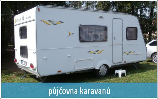 karavany-hradec - pujcovna karavanu