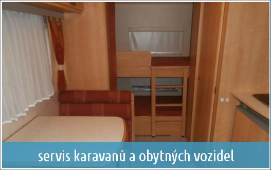 karavany-hradec - servis karavanu