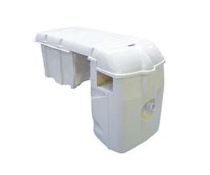 Závěsná filtrační jednotka k bazénu