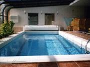 Keramické bazény a zastřešení