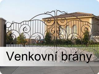 Venkovní brány