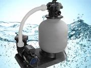 údržba vody v bazénu, čistění bazénu, bazénová chemie