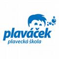 logo plavecké školy Plaváček