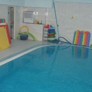 bazén se slanou vodou plavecká škola Plaváček